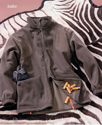 Laksen Antler Fleece Shooting Jacket