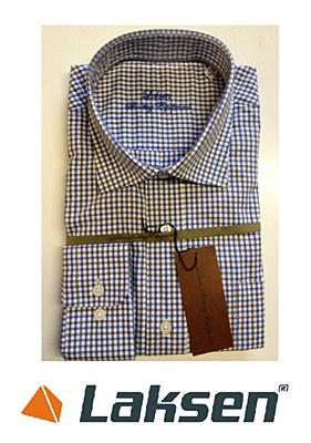 Laksen Chester Checked Shirt
