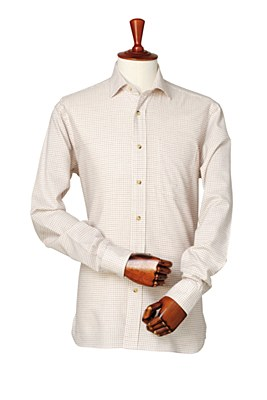 Laksen Eamon Tattersall Shirt