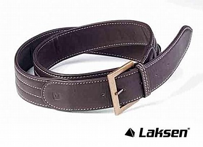 Laksen Leather Belt L