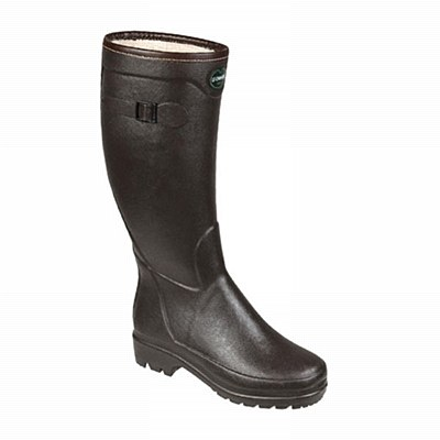 Le Chameau City Ladies All Track Fouree Boot