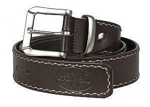 Le Chameau Vitray Leather Belt