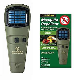 Mosquito Repellent Thermacell
