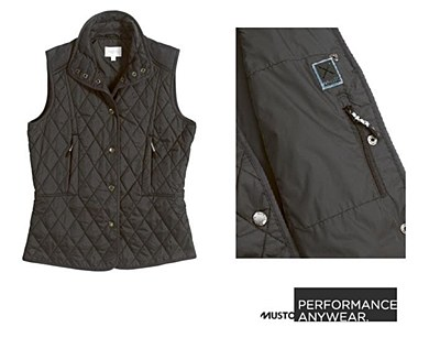 Musto Ladies Featherweight Quilted Gilet