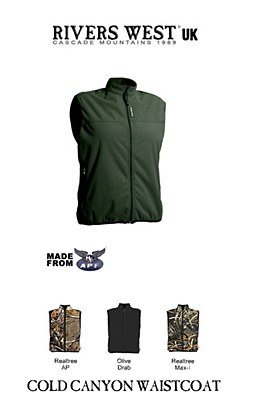 Rivers West Canyon Vest