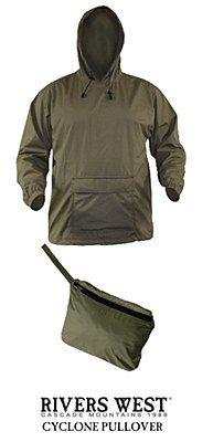 Rivers West Cyclone Pullover