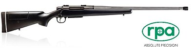 RPA Highland 6.5X55 Rifle