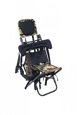 Shooting Rack Pack Chair Camo