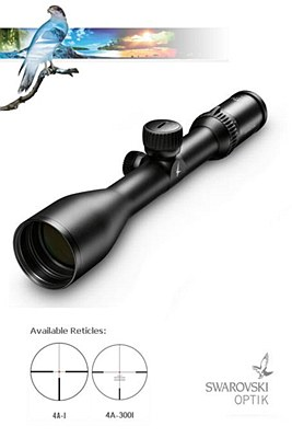 Swarovski Z4i 2.5-10x56 Scope