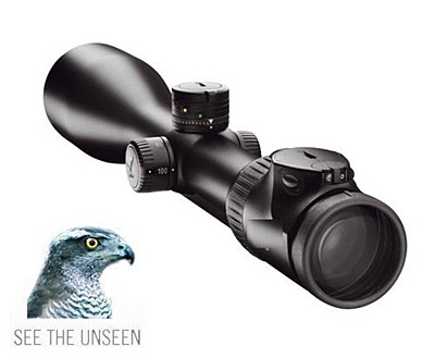 Swarovski Rifle Scopes - Swarovski Z6i Gen 2 Illuminated Rifle Scope