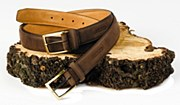 Musto Luxary Leather Belt
