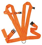 Deer Drag Double Harness