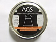 AGS Heavyweight pellets 21.4gr
