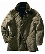 Barbour Mens Microfibre Polarquilt Jacket
