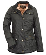 Barbour Morris Waxed Jacket