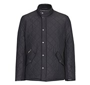 Barbour Powell Mens Quilted Jacket