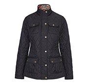 Barbour printed utility Jacket
