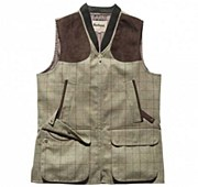 Barbour Tweed Waistcoat Medium