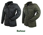 Barbour Ladies Utility Polarquilt Jacket