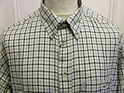 Beretta Checked Shirt