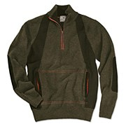 Beretta Forest Half Zip Jumper