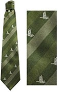 Bisley Duck Shooting Tie