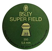 Bisley Superfield Pellets .22