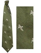 Bisley Woodcock Shooting Tie