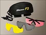 Blaser F3 Shooting Glasses
