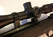 Blaser MAK 30mm Mounts
