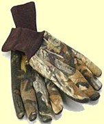 Cammo gloves