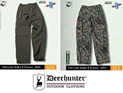 Deerhunter Kids GS Trousers