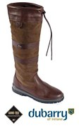 Dubarry Galway Walnut Boots