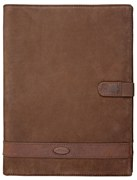 Dubarry Kinvara Leather A4 Folder