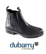 Dubarry Wicklow Black Boots