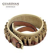 Guardian Heritage Canvas Cartridge Belt 12g