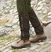 Harkila Jamtland Leather Gaiters