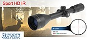 Hawke Sport HD 4-12 x 50 Scope