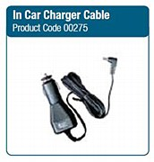 In Car Charger For 2-Way Radio