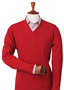 Laksen Deepdale Jumper Hot Red