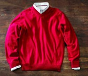 Laksen Deepdale Jumper Red