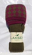 Laksen Harlequin Shooting Socks