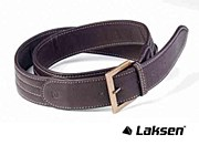 Laksen Leather Belt S