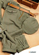 Laksen Manor Tweed Breeks