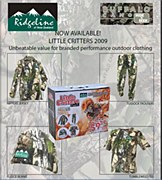 Little Critters Kids Camo Pack