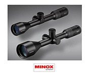 Minox ZA 5 6-30x56 Rifle Scope