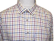 Musto Check Shirt Balfour 17""