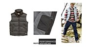 Musto Mens Down Quilted Gilet