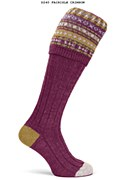 Pennine Ladies Lilac Socks