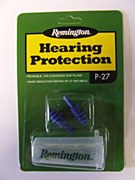 Remington P-27 Ear Plugs